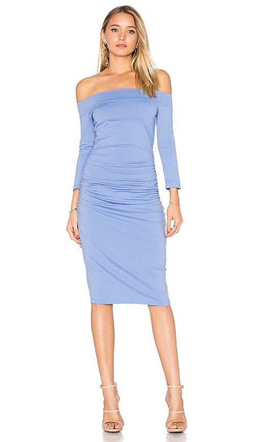 Susana Monaco Lydia Dress in Blue