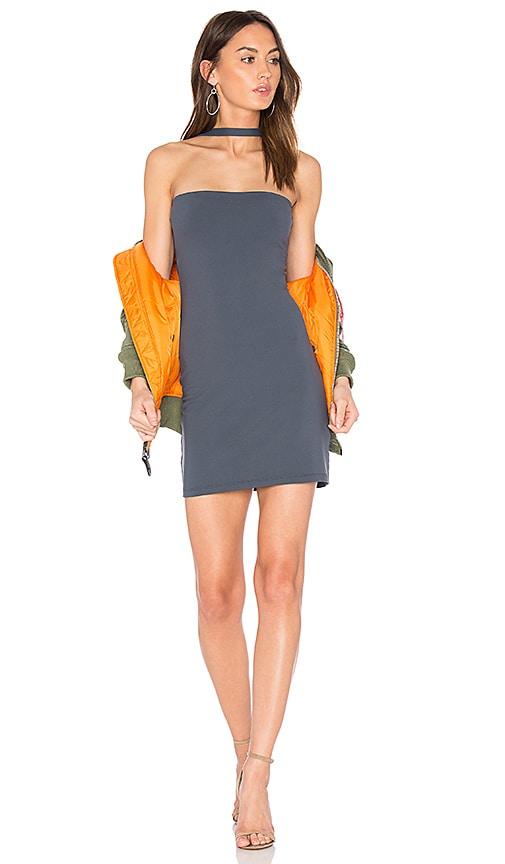 Susana Monaco x REVOLVE Elena Dress in Gray
