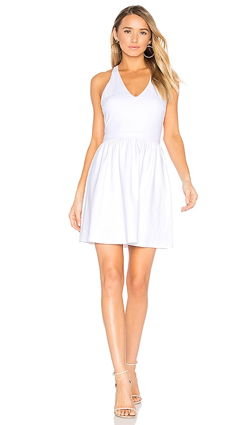 Susana Monaco Sloane Dress in White