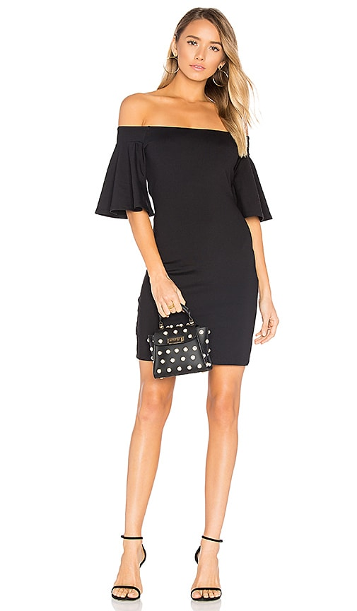 Susana Monaco Sasha Dress in Black
