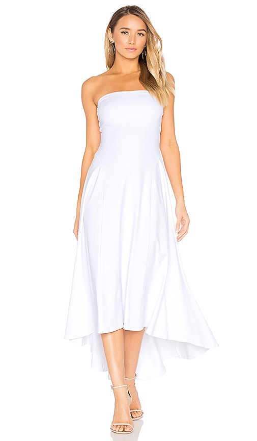 Susana Monaco Bena Dress in White