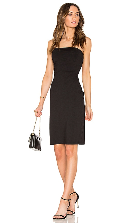 Susana Monaco Laura Dress in Black