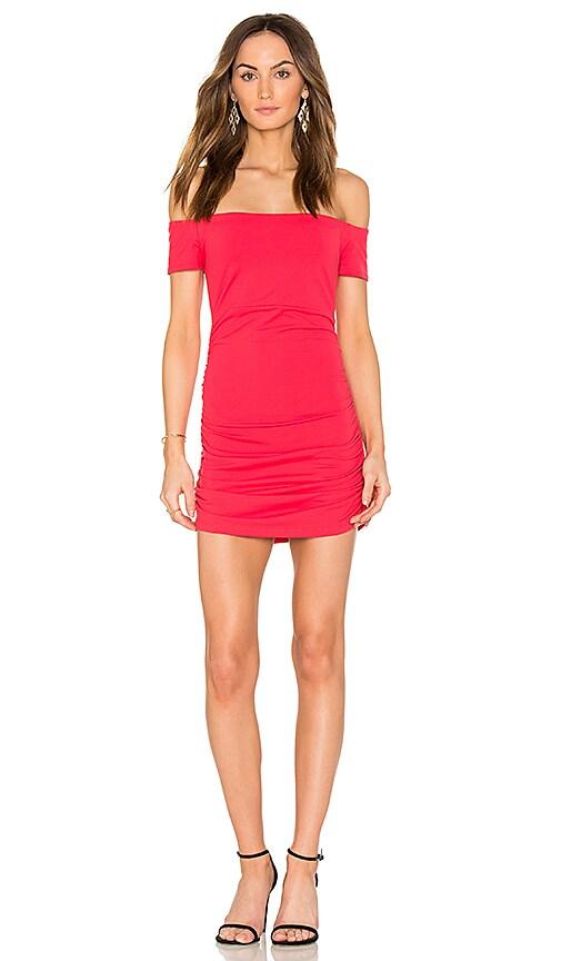 Susana Monaco Jona Dress in Red