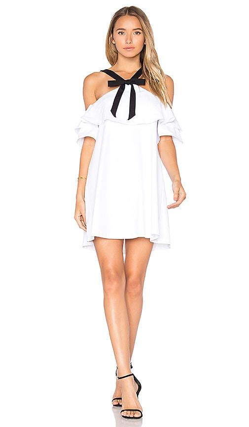 Susana Monaco Rowan Dress in White