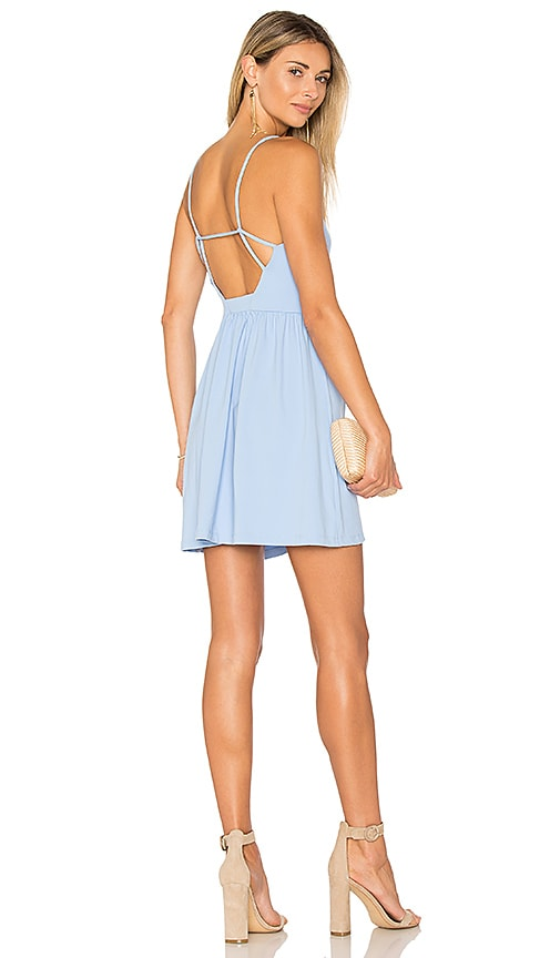 Susana Monaco Isla Dress in Blue