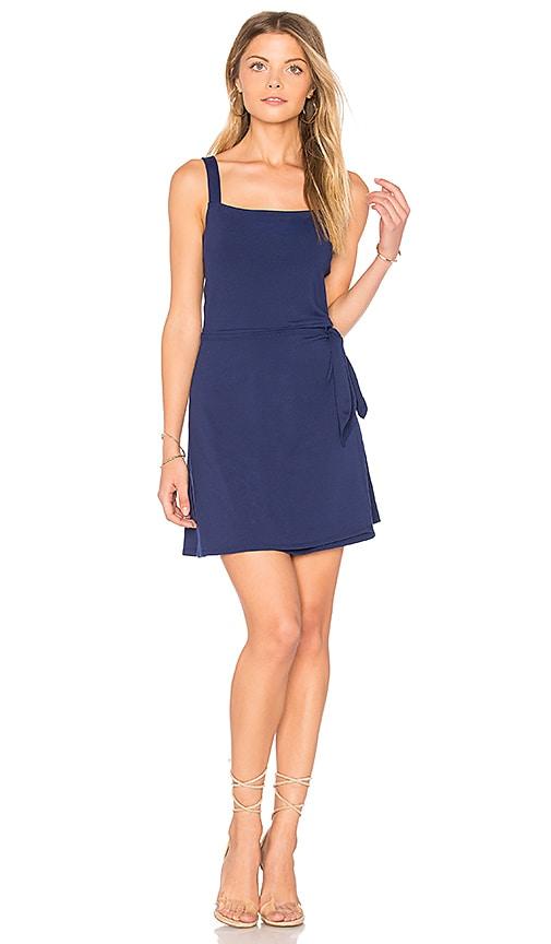 Susana Monaco Rira Dress in Navy