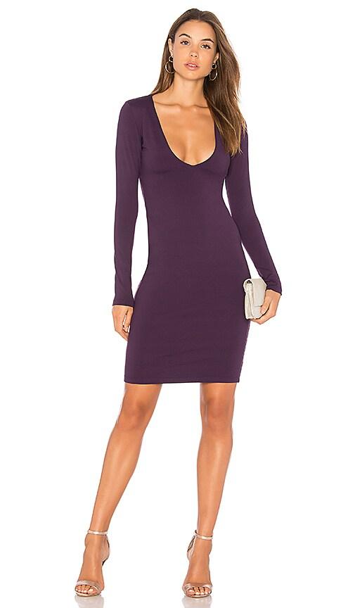 Susana Monaco Shanina Dress in Purple