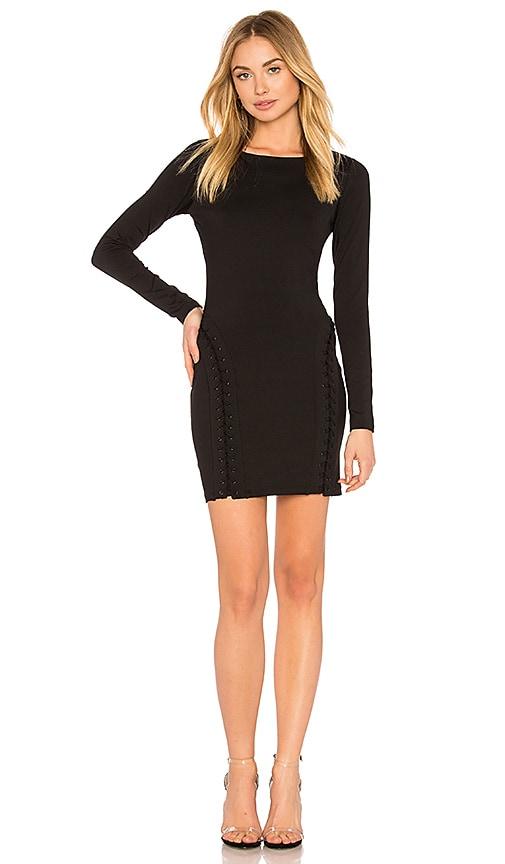 8a445cfe4bce Susana Monaco Minnie Dress in Black