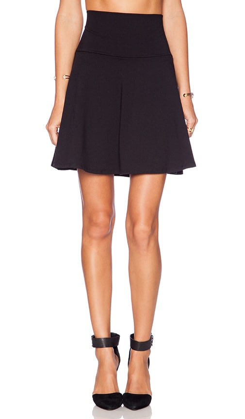 de96c1e99b High Waist Flare Skirt. High Waist Flare Skirt. Susana Monaco