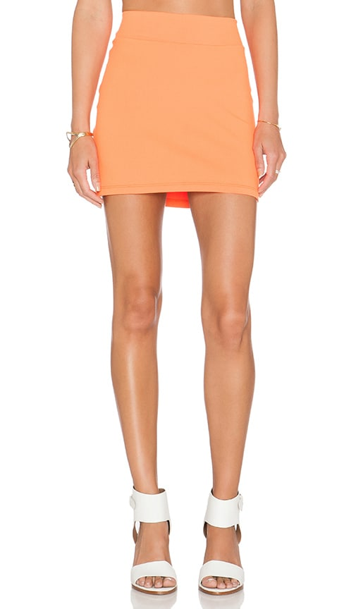 Susana Monaco Mini Skirt in Clownfish