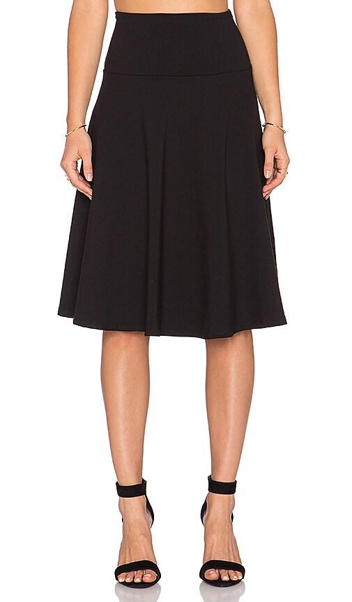 0f0569c07b High Waist Flared Skirt. High Waist Flared Skirt. Susana Monaco