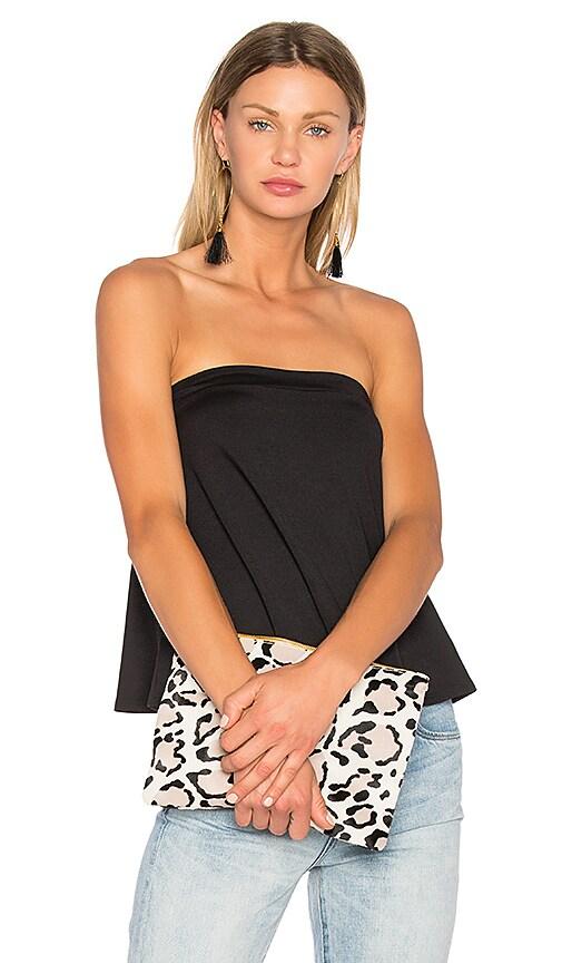 Susana Monaco Kyla Top in Black