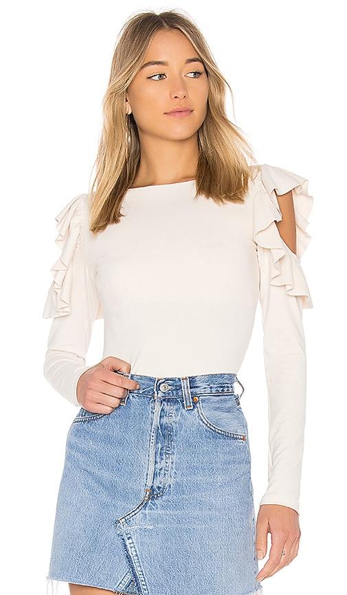 Susana Monaco Zoey Top in White