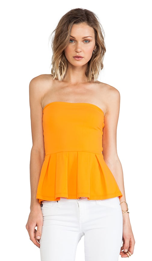 Leila Strapless Top