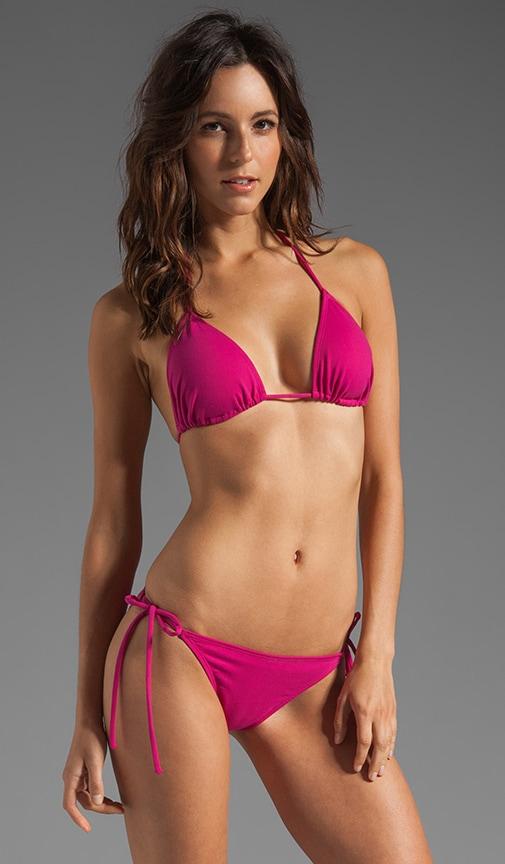 Tie String Bikini Top