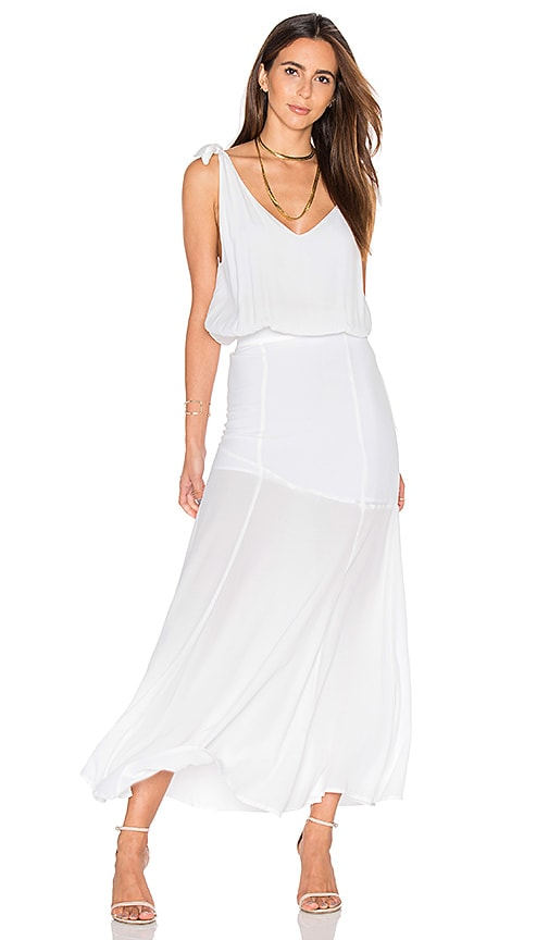 SWF Lily Dress in White