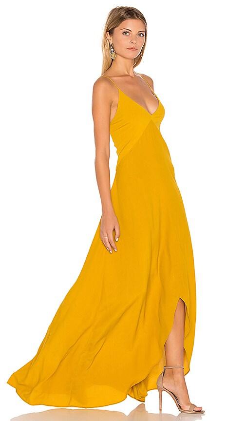 SWF Isabella Dress in Mustard