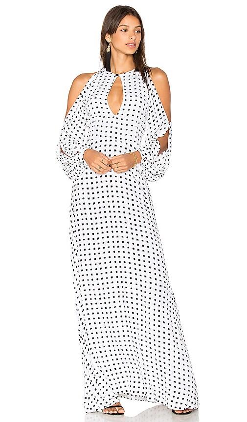SWF Philipa Dress in White