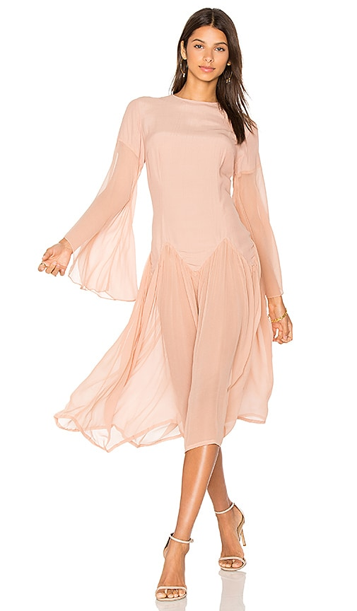 SWF Anna Dress in Blush