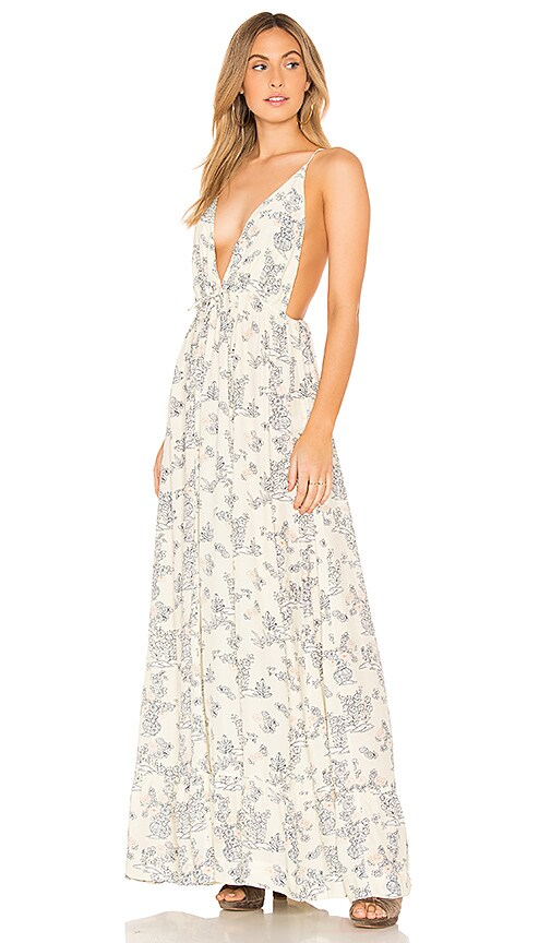 SWF Magdelena Dress in Ivory