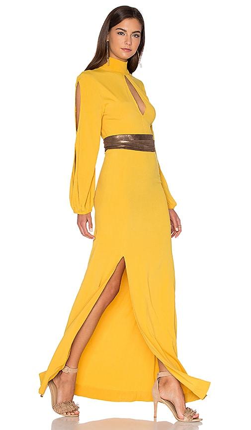 SWF Raline Dress in Mustard