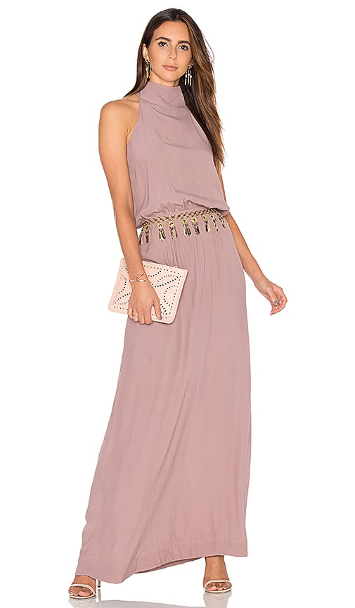 SWF Clara Dress in Mauve