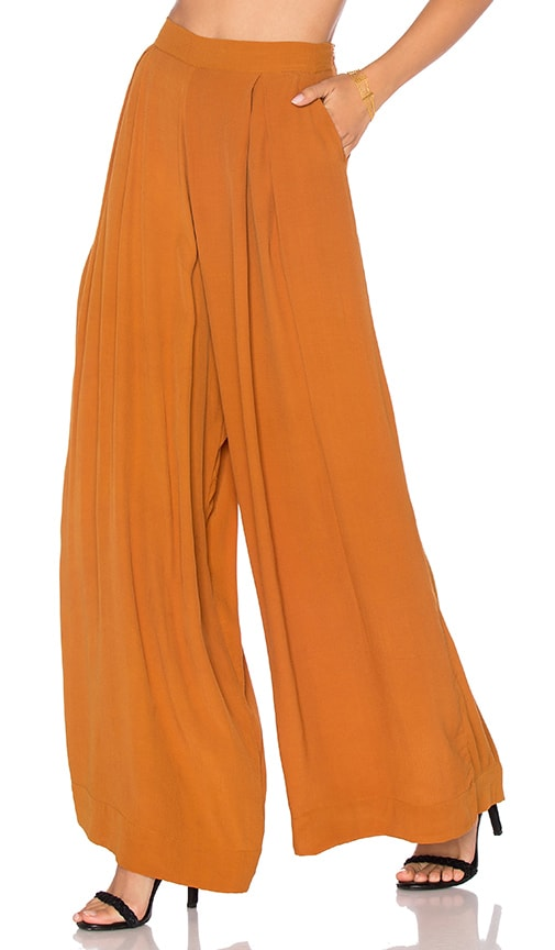 SWF Serena Pant in Rust