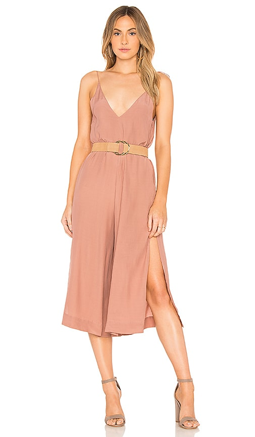 SWF Nyla Jumpsuit in Rose