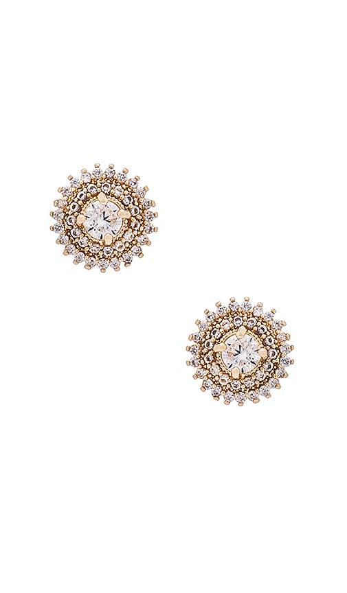Samantha Wills Sun Dancer Stud Earrings in Gold