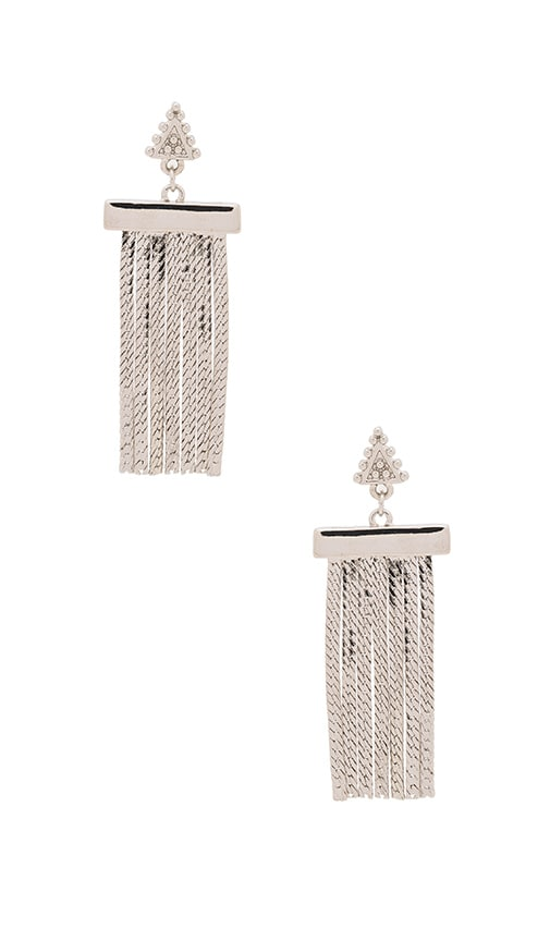 Samantha Wills Eastern Dream Earrings in Silver