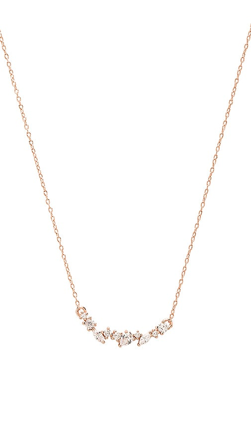 Samantha Wills Gold Dust Nights Necklace in Metallic Copper