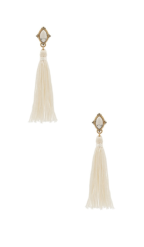 Samantha Wills Whisper Sea Earrings in Metallic Gold