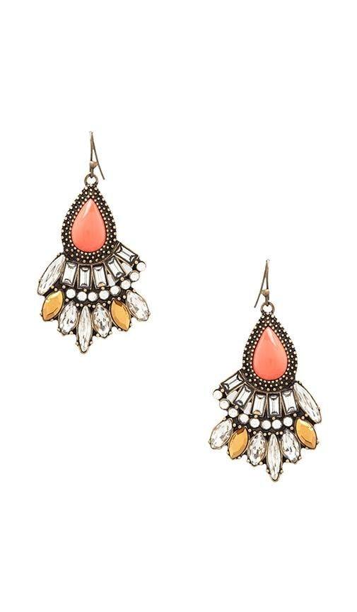 Endless Night Earrings