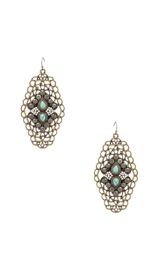 Shade Of Day Earrings