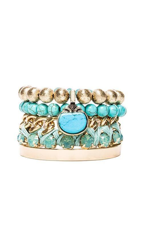 Heartskip Roadtrip Bracelet Set
