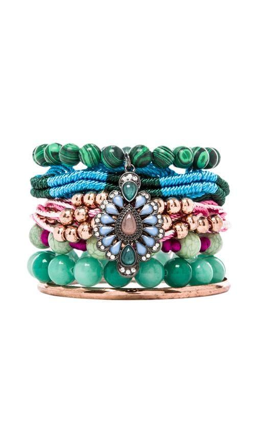 Stolen Time Bracelet Set