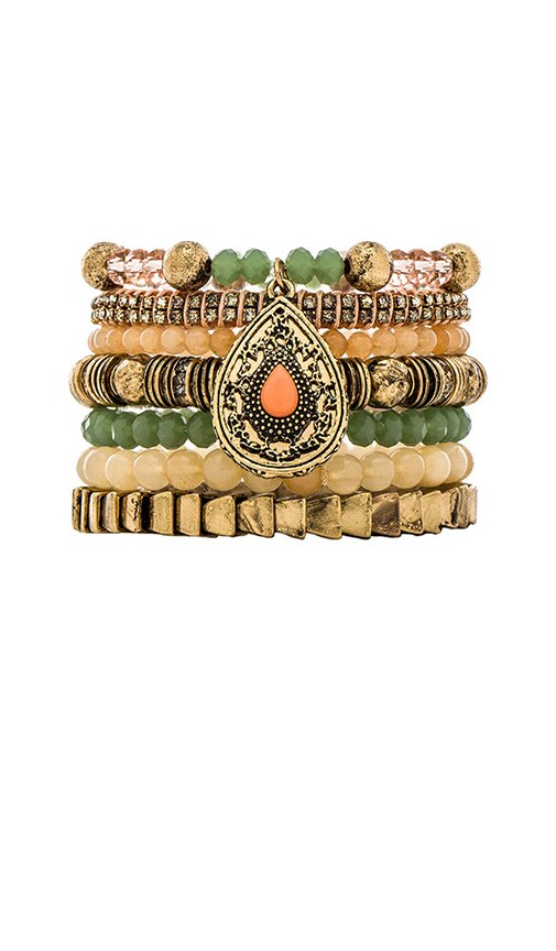 Maybe Tomorrow Bracelet Set