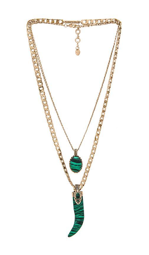 Enchanted Twilight Layered Necklace