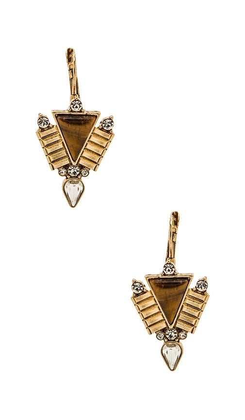 Cavalier Earring