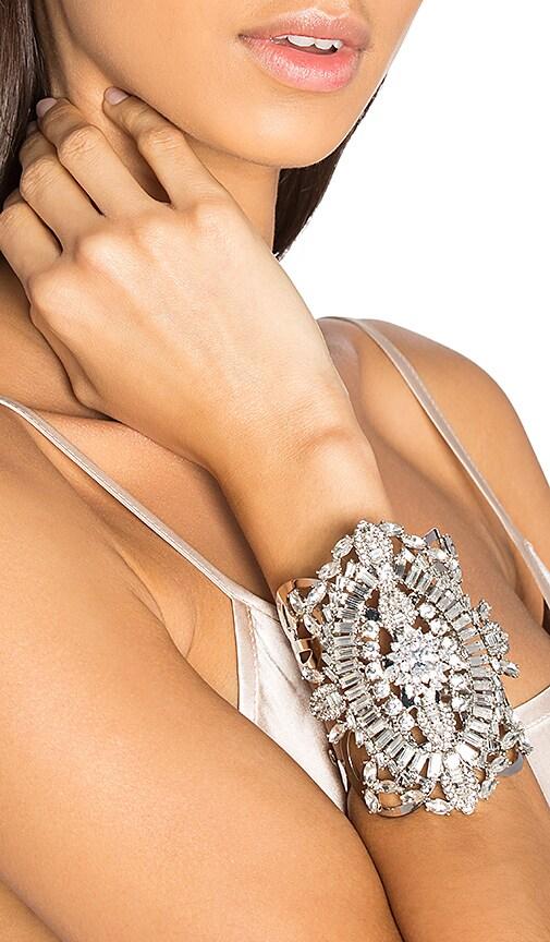 Samantha Wills Precious Dreamers Cuff in Metallic Silver