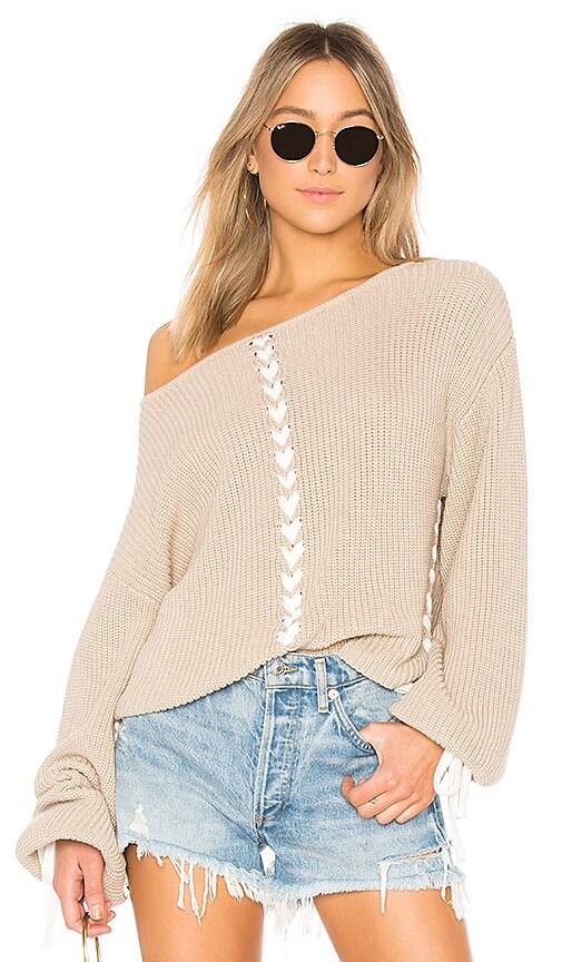 Tabula Rasa Pama Sweater in Brown
