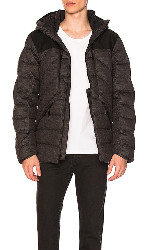 The North Face Cryos Down Jacket in Black