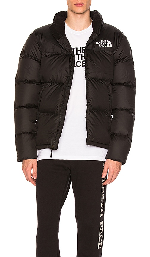5dfd3e2b57c6 The North Face Novelty Nuptse Jacket in TNF Black