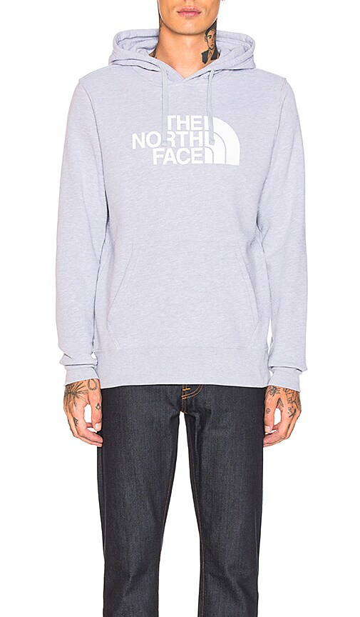 8e63bf8d49 The North Face SWEAT À CAPUCHE HALF DOME en TNF Light Grey Heather ...