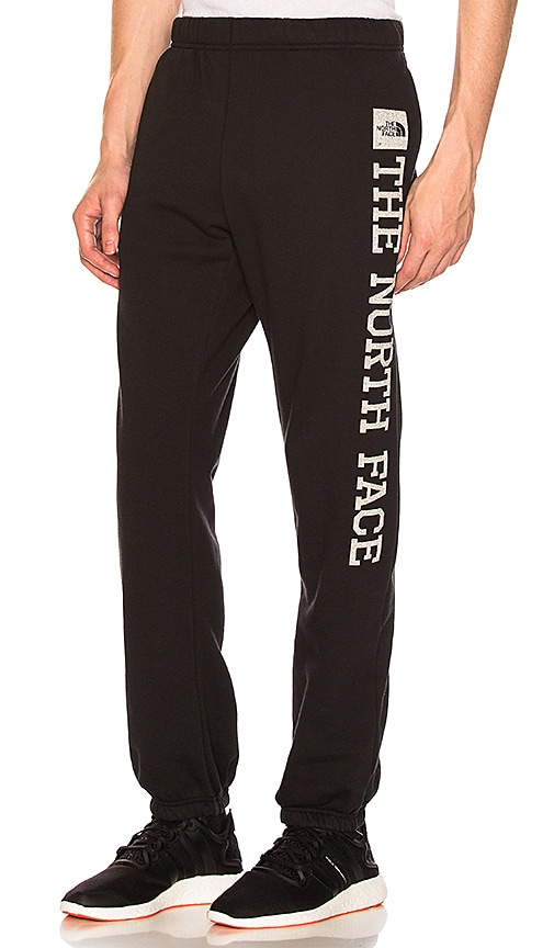 The North Face Reflective Never Stop Pant in Black