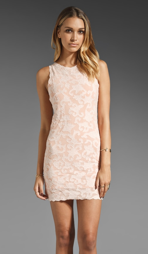 Horizon Lace Dress