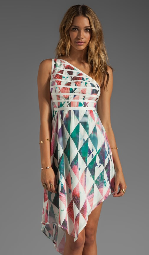 This is Dreaming One Shoulder Dress