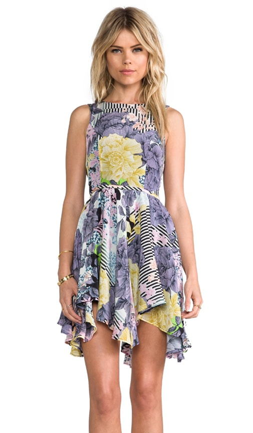 Sweeping Petals Dress