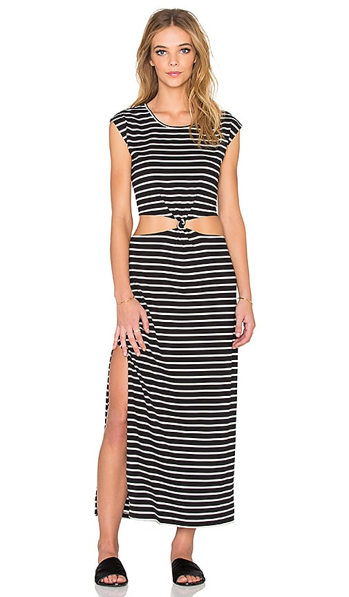 Talulah Boundless Maxi Dress in Stripe