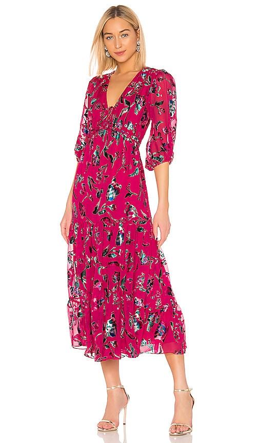 Dulce Floral Dress